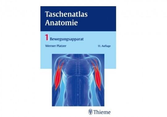 Platzer, Werner Taschenatlas der Anatomie I Band 1 Bewegungsapparat ...