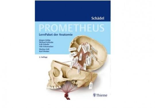Schünke; Prometheus Schädel, LernPaket der Anatomie