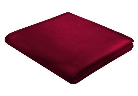 decke 150 x 200 cm brombeere 100 baumwolle. Black Bedroom Furniture Sets. Home Design Ideas